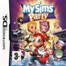 Boxshot MySims Party