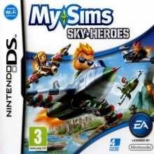 MySims SkyHeroes Losse Game Card voor Nintendo DS