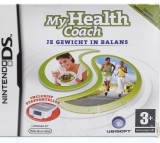 My Health Coach: Je Gewicht in Balans met Stappenteller in Doos voor Nintendo DS
