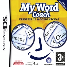 My Word Coach: Verbeter Je Woordenschat Losse Game Card voor Nintendo DS