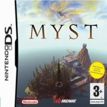 Myst Losse Game Card voor Nintendo DS