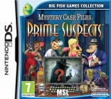 Mystery Case Files: Prime Suspects voor Nintendo DS