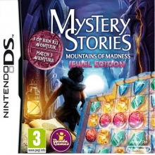 Mystery Stories Mountains of Madness Jewel Edition voor Nintendo DS