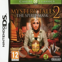 Mystery Tales 2 The Spirit Mask casual classics voor Nintendo DS