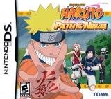 Naruto Path of the Ninja voor Nintendo DS