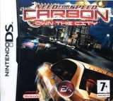 Need for Speed Carbon - Own the City voor Nintendo DS