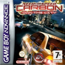 Need for Speed Carbon - Own the City GBA voor Nintendo DS