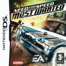 Need for Speed Most Wanted voor Nintendo DS