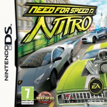 Need for Speed: Nitro Losse Game Card voor Nintendo DS