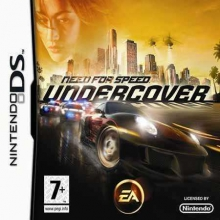 Need for Speed Undercover voor Nintendo DS