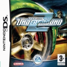 Need for Speed: Underground 2 Losse Game Card voor Nintendo DS