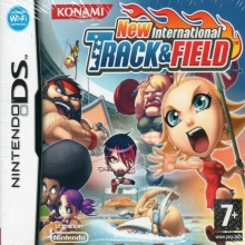 New International Track & Field voor Nintendo DS