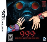 Nine Hours Nine Persons Nine Doors voor Nintendo DS