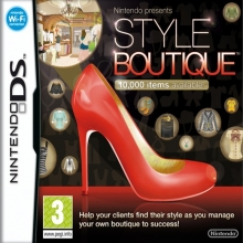 Nintendo presents: Style Boutique voor Nintendo DS