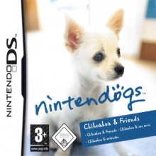 Nintendogs: Chihuahua & Friends Losse Game Card voor Nintendo DS