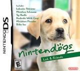 Nintendogs: Labrador & Friends (NA) voor Nintendo DS