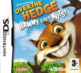 Over the Hedge: Hammy Draait Door voor Nintendo DS