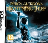 Percy Jackson & The Lightning Thief Losse Game Card voor Nintendo DS