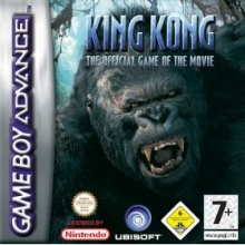 Peter Jackson?s King Kong: The Official Game of the Movie Losse Game Card voor Nintendo Wii