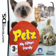 Petz: My Kitten Family voor Nintendo DS