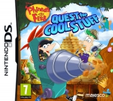 Phineas and Ferb Quest for Cool Stuff voor Nintendo DS