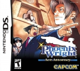 Phoenix Wright Ace Attorney (NA) voor Nintendo DS