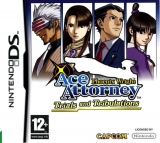 Phoenix Wright Ace Attorney: Trials and Tribulations Losse Game Card voor Nintendo DS