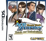 Phoenix Wright Ace Attorney: Trials and Tribulations (NA) voor Nintendo DS
