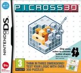 Picross 3D voor Nintendo DS