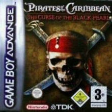 Pirates of the Caribbean The Curse of the Black Pearl voor Nintendo DS