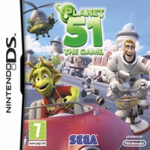 Planet 51: The Game voor Nintendo DS