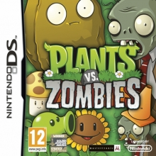 Plants Vs. Zombies Losse Game Card voor Nintendo Wii