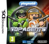 Playmobil Top Agents voor Nintendo DS