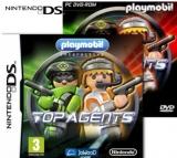 Playmobil Top Agents & DVD voor Nintendo DS
