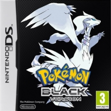 Pokémon Black Version Losse Game Card voor Nintendo DS