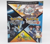 Pokémon Black and White Version 2 Strategy Guide voor Nintendo DS