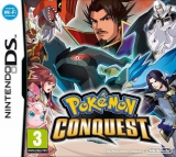 Pokemon Conquest voor Nintendo DS