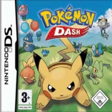 Pokémon Dash Losse Game Card voor Nintendo DS