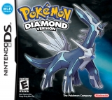 Pokémon Diamond Version (NA) voor Nintendo Wii