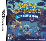 Pokémon Mystery Dungeon: Blue Rescue Team (NA) voor Nintendo Wii