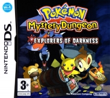 Pokémon Mystery Dungeon: Explorers of Darkness voor Nintendo DS
