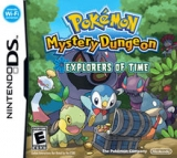 Pokémon Mystery Dungeon: Explorers of Time (NA) voor Nintendo DS