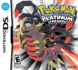 /Pokémon Platinum Version (NA) voor Nintendo DS