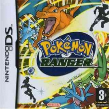 /Pokémon Ranger Losse Game Card voor Nintendo DS