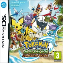 Pokémon Ranger: Guardian Signs voor Nintendo DS