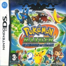 Pokémon Ranger: Shadows of Almia voor Nintendo DS