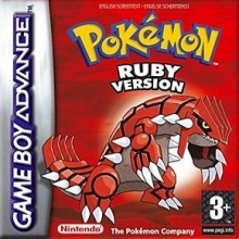 Pokemon Ruby Version voor Nintendo DS