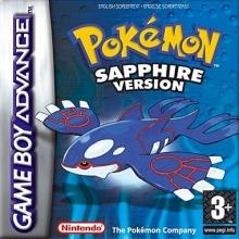 Pokemon Sapphire Version voor Nintendo DS