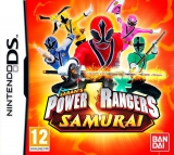 Power Rangers Samurai voor Nintendo DS