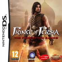 Prince of Persia: The Forgotten Sands voor Nintendo DS